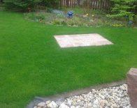 Der fertige Garten